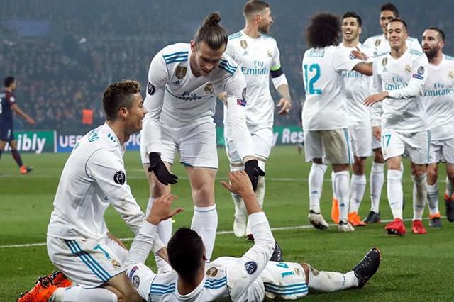 Real Madrid avanza a la siguiente ronda de la Champions