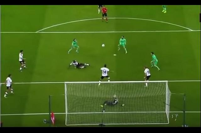 Real Madrid vence 3-1 al Valencia y avanza a la final de la Supercopa