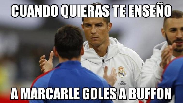 Los memes festejan corona del Real Madrid que aplastó a la Juve 4-1