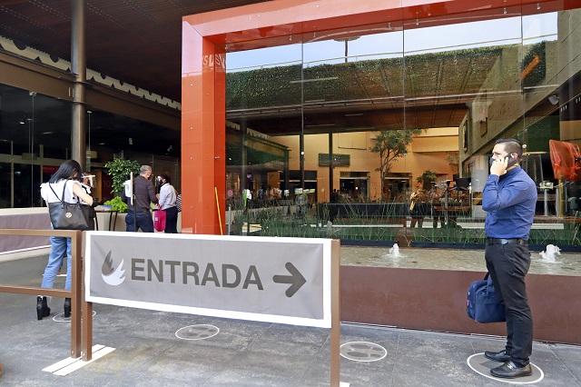 Ventas de 10 al 30% en negocios tras reapertura en Puebla
