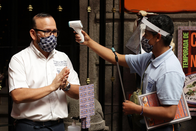 Reapertura casi total en Puebla con restricción de aforo al 30%