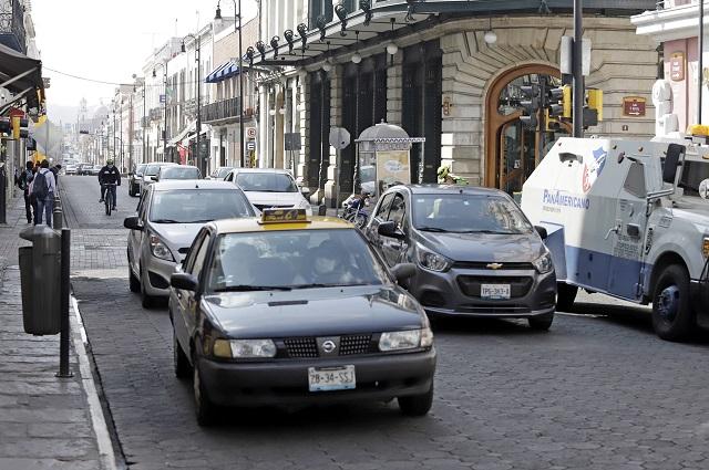 Reapertura vial del centro de Puebla no aumentó comercio