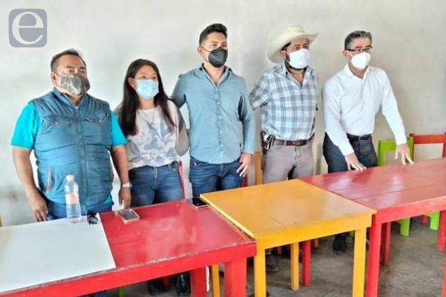 Vecinos de Juan C. Bonilla exigen liberar la federal México-Puebla
