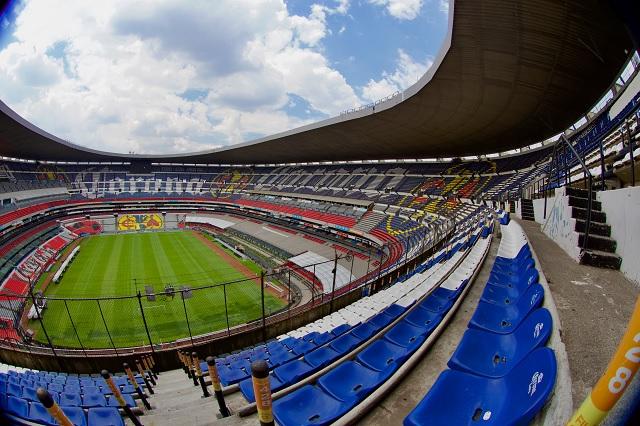 Reapertura de estadios en CDMX comenzaría este fin de semana