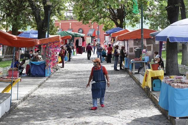 Rescatarán barrios fundacionales de Puebla; proyecto en el INAH