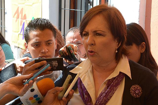 Denuncia Ana Tere ante IEE rebase de gastos de campaña de Gali