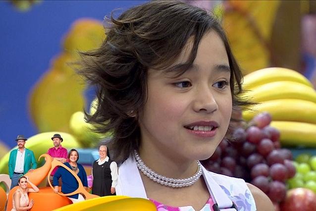 MasterChef Junior: balett y tocar el piano, las otras pasiones de Rebekah
