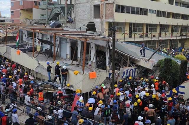 Solicitan orden de aprehensión contra responsable de obra en Rébsamen