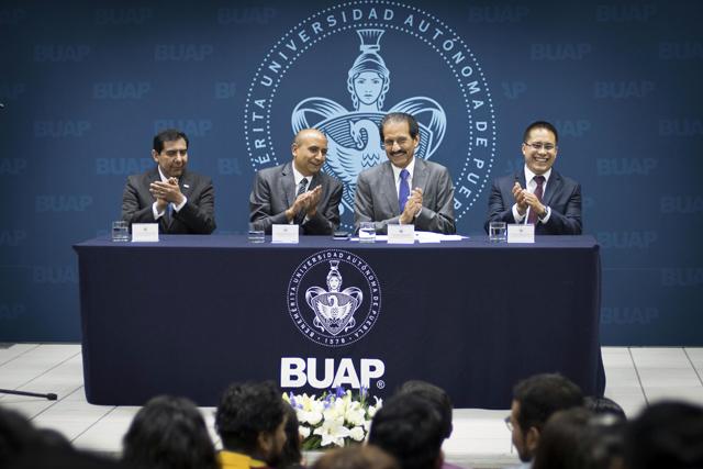 Instituto de Fisiología BUAP, centro científico de primer nivel: Esparza