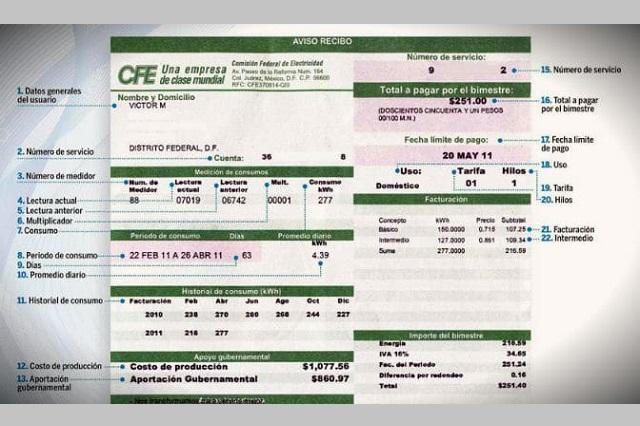 PES pide que CFE suspenda cortes de servicio a deudores