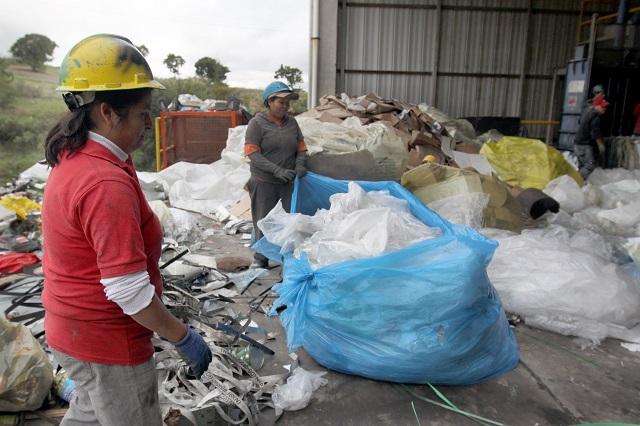 Hacen mapa de lugares para reciclar residuos en Puebla