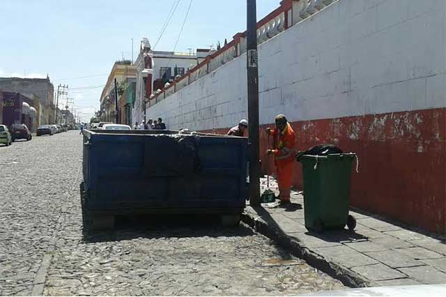 Susceptible de reciclaje 70% de la basura en Puebla: Upaep