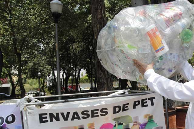Con Reciclatón ayudan a niños con insuficiencia renal