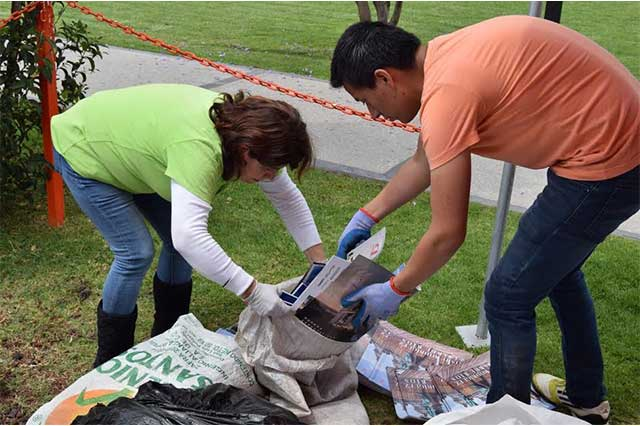 Universidad Anáhuac y Fundación Salva al Mar, organizan Reciclatón