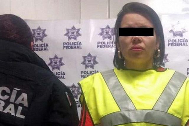 Detienen a presunta reclutadora de Zona Divas