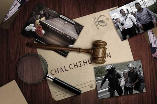 Versión de que no dan por cumplida la recomendación de Chalchihuapan