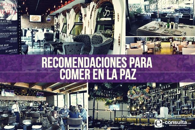 Cinco lugares para comer en La Juárez y La Paz
