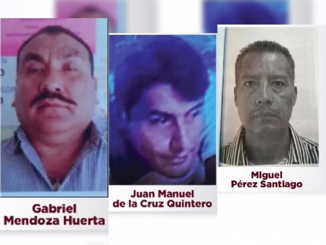 Edomex ofrece recompensa de 500 mil pesos por 3 asesinos de mujeres