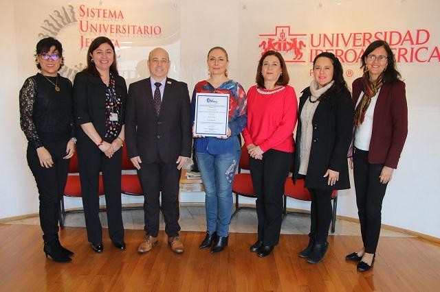Por tercera vez, Ibero Puebla acredita Licenciatura en Nutrición