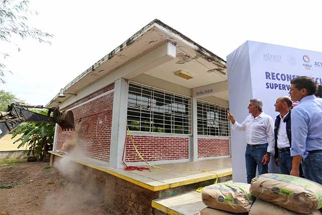 Ubica el Senado mil mdp y seguros para la reconstrucción en Puebla