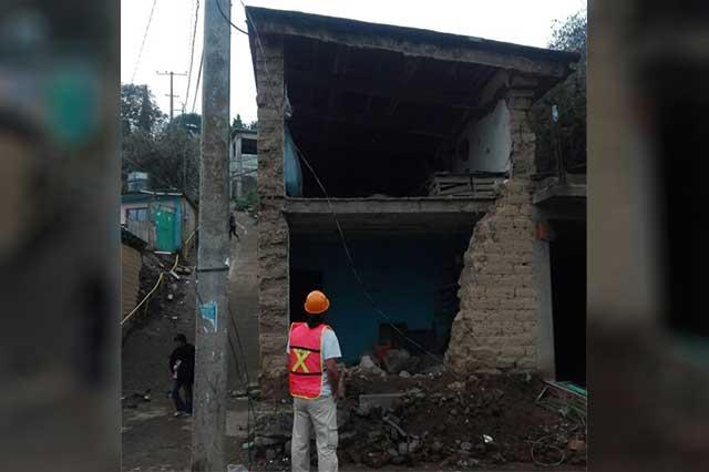 En Tochimilco se preguntan si otra reconstrucción es posible