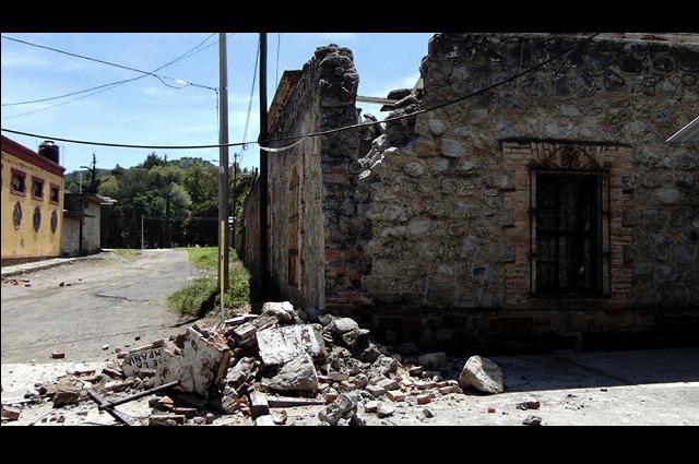 Niegan cobro por permiso de reconstrucción por 19s en Atlixco