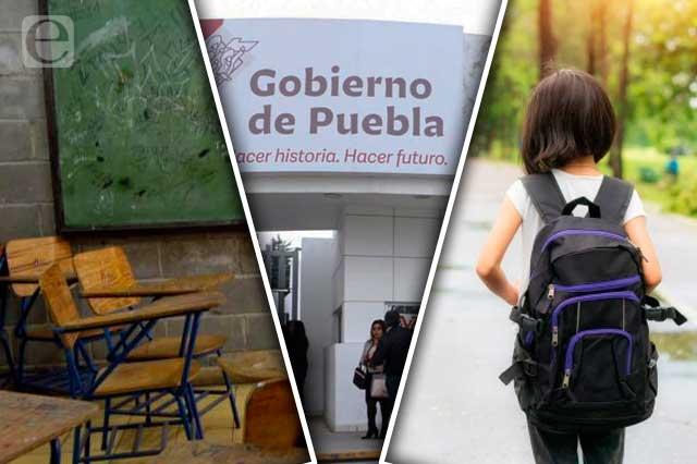 Deserción escolar en primaria rompe récord histórico