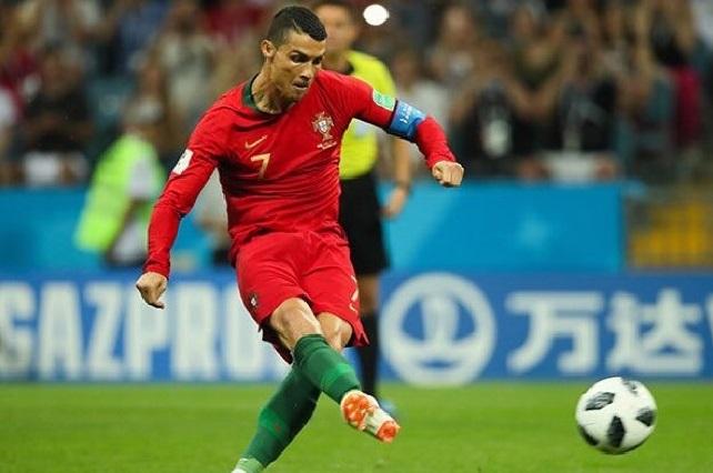 ¿Cuál es el nuevo récord que rompió Cristiano Ronaldo con su gol a España?