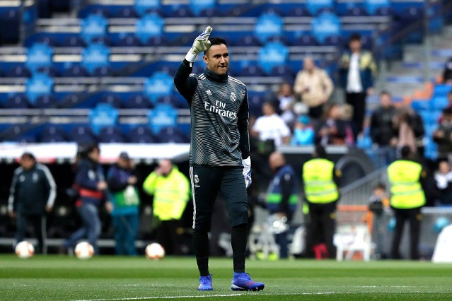 El récord de Keylor Navas en el Real Madrid difícil de batir