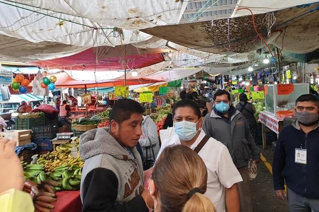 Detienen a otros tres por negarse a usar cubrebocas en Tehuacán