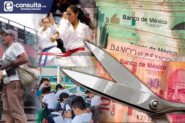 Quita Barbosa apoyo a deportistas, estudiantes y emprendedores
