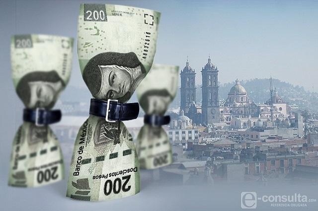 Pegará a todos los sectores la baja en presupuesto de Puebla para 2019