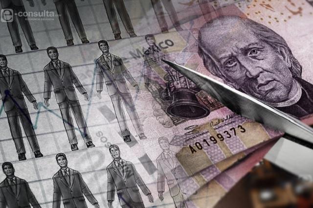 Recorte de 15% de burócratas se hará a lo largo de 5 años: Barbosa