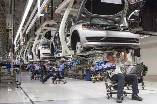 No descartan recortes en proveedoras de VW durante 2016