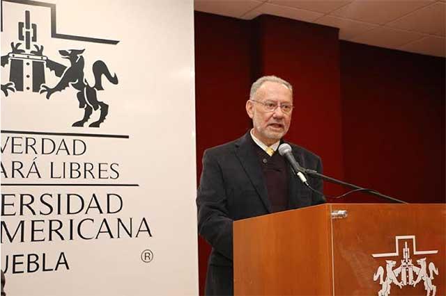 Indicadores no reflejan pobreza real de familias: rector Ibero