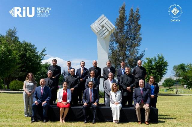 Mata Temoltzin presidirá Red Internacional de Universidades