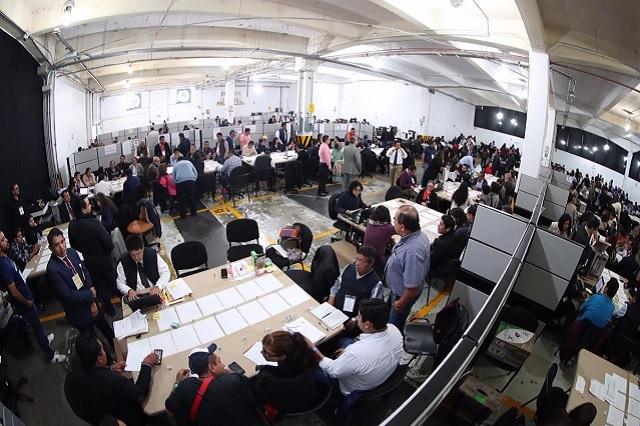 Ordena TEPJF entregar copias del recuento de elección a gobernador