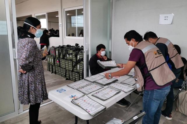 Recuentos confirman ganadores en Acatzingo, Huehuetlán y Tlaola