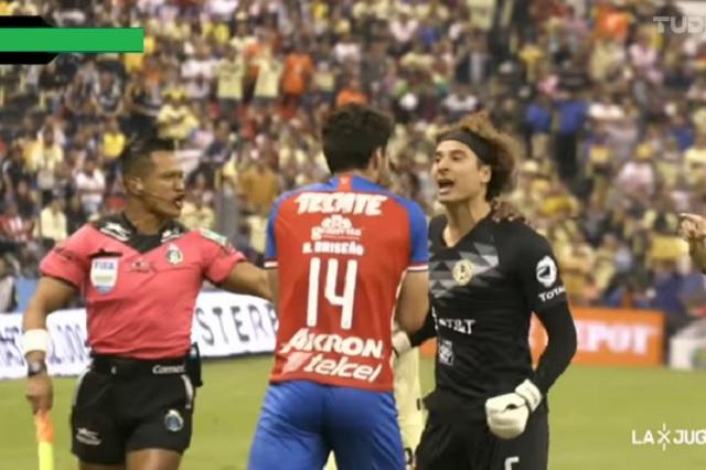 Foto: Captura de pantalla de YouTube / TUDN México