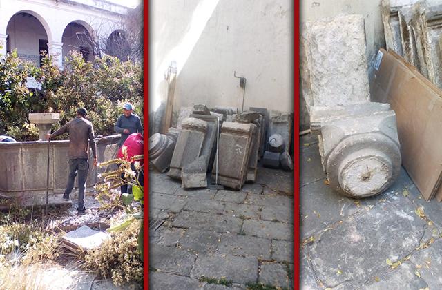 Rescata la FGE piezas robadas de San Roque y caen responsables