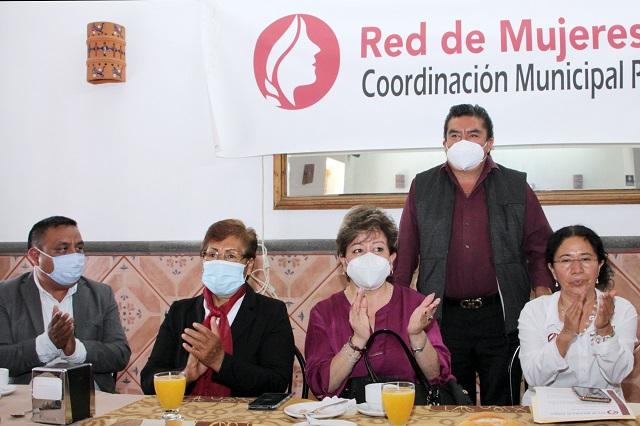 Mujeres de Morena denuncian amenazas y piden candidaturas