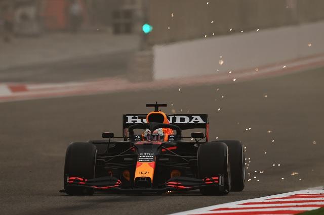 Fórmula 1: Red Bull finaliza tercero en primer sesión de pruebas