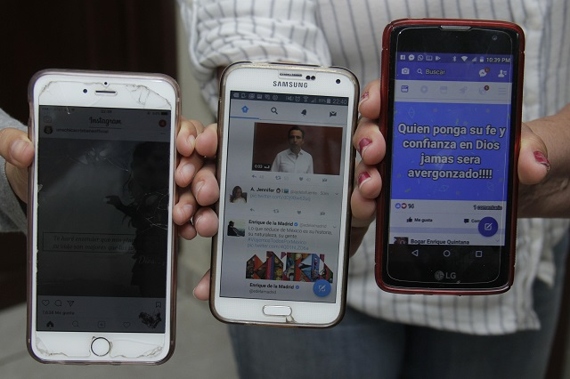 Tecnología debe fortalecer la participación ciudadana: Manzanilla