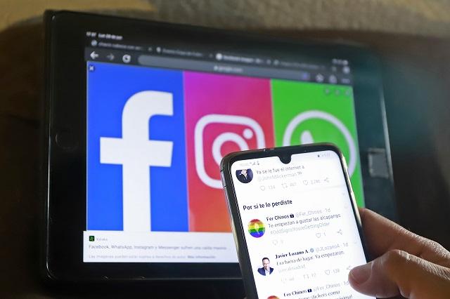 WhatsApp, Instagram y Facebook regresan luego de 6 horas caídos