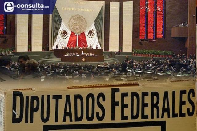 Diputados de Puebla legislan poco y quieren reelegirse