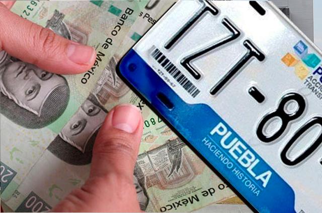 Gobierno respetará amparos contra nuevas placas: Barbosa