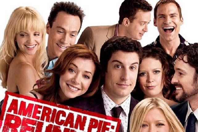 American Pie celebra 20 años con emotivo reencuentro