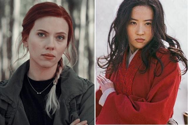 'Black Widow' y 'Mulán' ya tienen nueva fecha de estreno