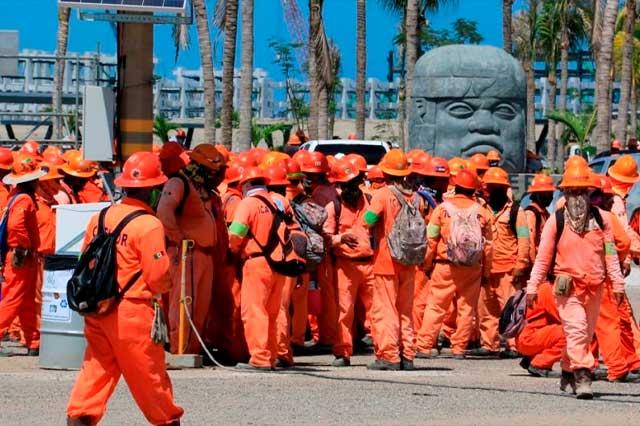 """Refinería de Dos Bocas se llamará """"Olmeca"""" y la inaugurarán en julio"""