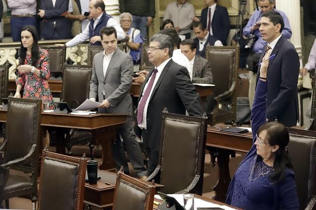 Congreso avalará más reformas de Barbosa y rotación en el PRI